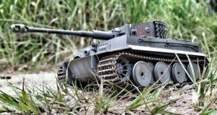 Da li znate... da je u sastavu kineske armije i robot-tenk (foto: Pixabay)