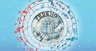 FEDEHO 2020: IX Festival horova dece i mladih (detalj sa plakata)