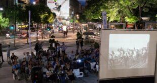 Filmsko veče na Cvetnom trgu