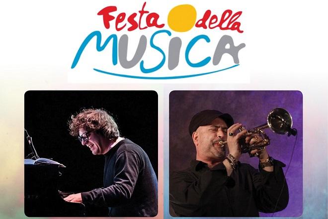 Svetski dan muzike 2020: Koncert Rema Ancovina i Flavija Boltra (detalj sa plakata)