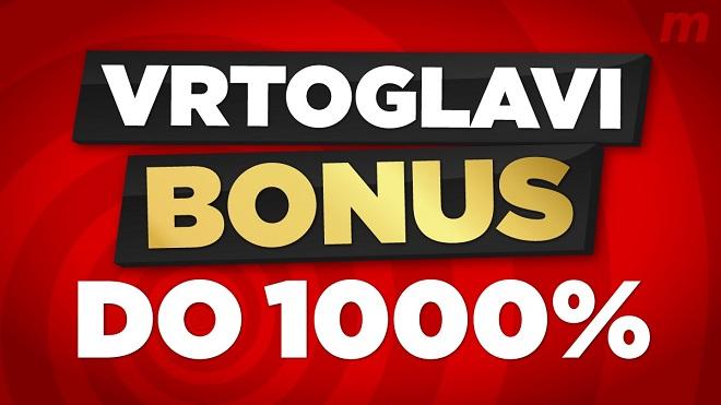 Meridianbet: Bonus na tiketu nikada nije bio veći - uvećaj dobitak i 11 puta