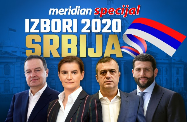 Meridianbet: Kladi se na izbore jer te čeka i 500 dinara na poklon
