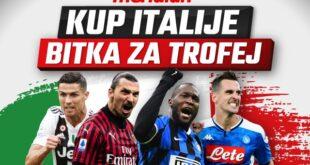 Meridianbet poklanja 500 dinara za srećan povratak italijanskog fudbala