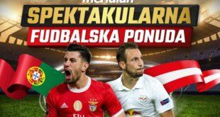 Meridianbet: Nemačka i austrijska Bundesliga uz povratak fudbala u Portugalu