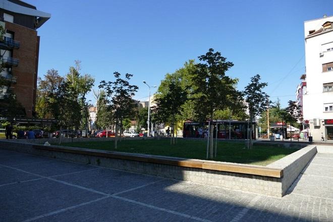 Pozorišna scena na Kaleniću (foto: Opština Vračar)