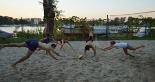 Besplatne sportske aktivnosti na Adi Ciganliji (foto: SOFA)