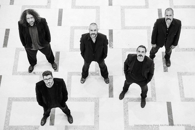 Musicology: Vasil Hadžimanov Band (foto: Predrag Ilić / Rex Images)