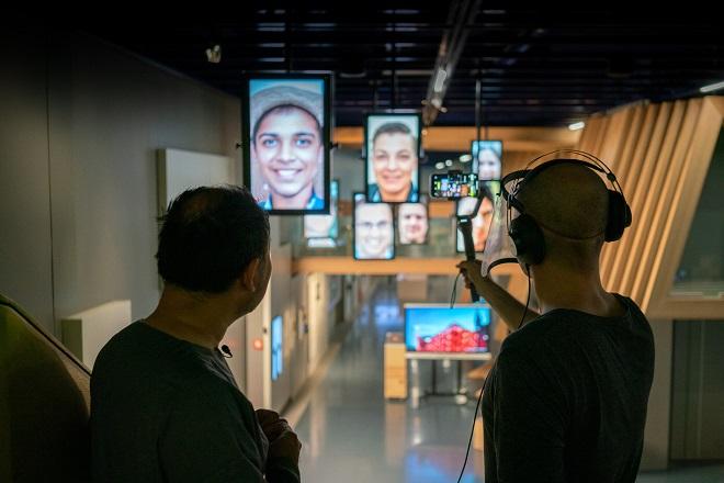 art+science lab 2020: Ars electronica - Robert Bauernhansl