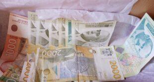 """Da li znate... da je u Srbiji lane pronađeno 1247 """"falš"""" novčanica (foto: Nenad Mandić)"""