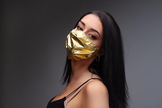 Da li znate... za posebno izrađenu zlatnu masku?! (foto: Giulio Fornasar / Shutterstock)