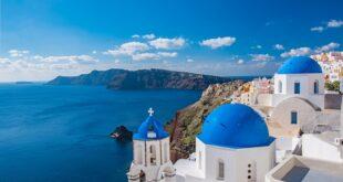 Gde može da se putuje iz Srbije - jul 2020. (foto: Grčka - Santorini / Pixabay)