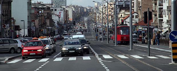 Bulevar kralja Aleksandra (foto: GO Zvezdara)