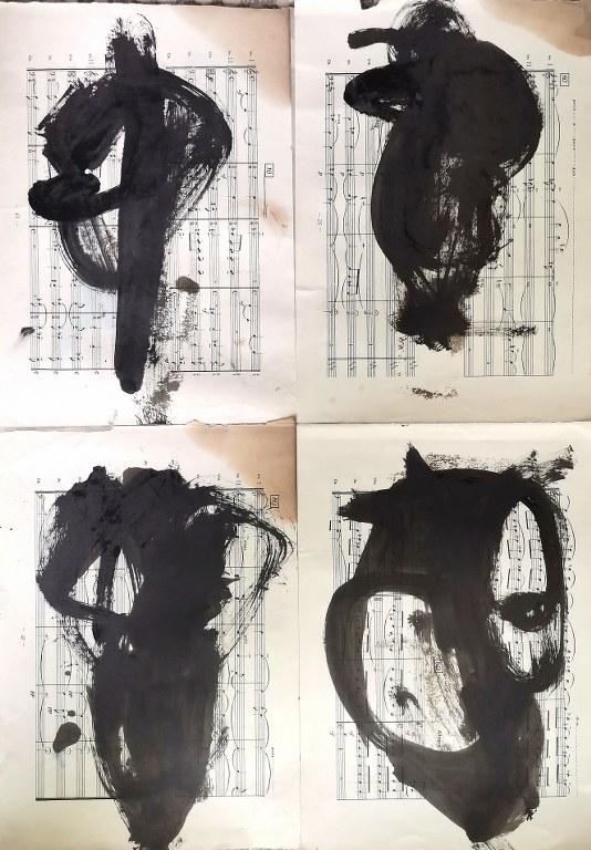 Galerija '73: Ana Komatina - Psihoforme