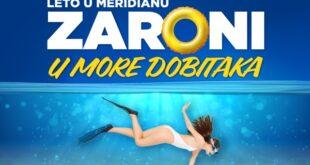 Meridianbet: Leto promocija donosi ti ekstra bonuse i besplatne spinove