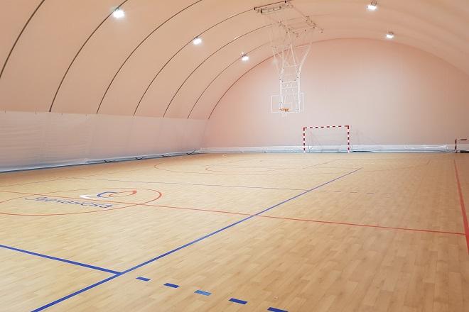 Najmoderniji sportski balon za decu bez roditeljskog staranja (foto: minrzs.gov.rs)