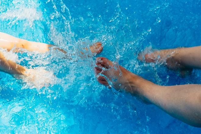 Otvoreni bazeni na Tašmajdanu (foto: Pexels)