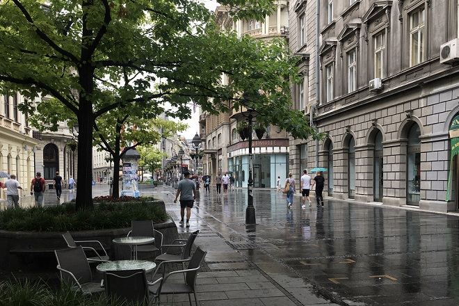 Vesti dana, 27. jul 2020. Beograd, Srbija, svet (foto: Aleksandra Prhal)