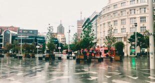 Vikend u Beogradu, 18. i 19. jul 2020. (foto: Aleksandra Prhal)
