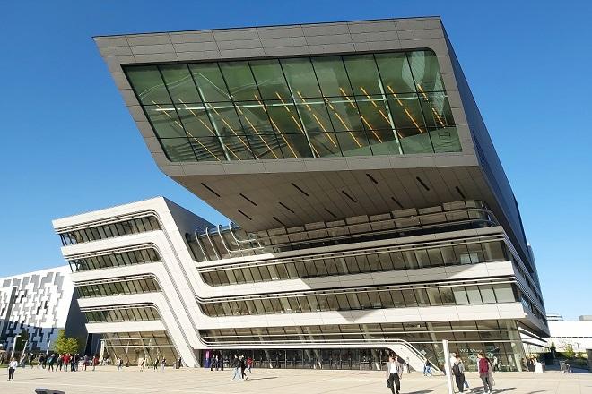 Bečki univerzitet među 200 najboljih u svetu (foto: Univerzitetska biblioteka, WU Wien © ECPR/Martina Baljak)