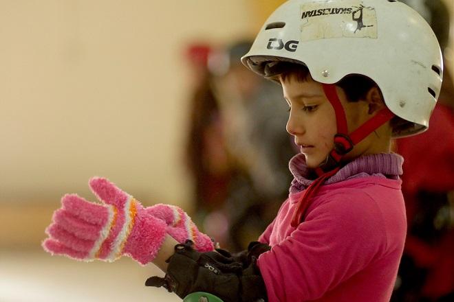 Beldocs 2020 - Teen program: Kako učiti da voziš skejtbord u ratnoj zoni (foto: promo)