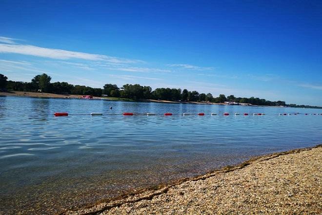Beogradska jezera - Ada Ciganlija (foto: Navajo)
