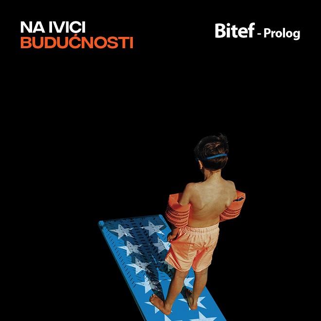 Bitef - Prolog: plakat (autor: Branko Rosić, McCan Beograd)