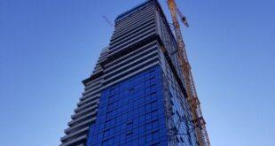 """Da li znate... da kula """"Beograd"""" visoka 168 metara i sa 40 spratova neće imati 13. sprat (foto: Nemanja Nikolić)"""