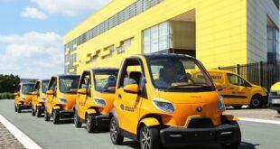 Da li znate... da je Pošta Srbije kupila pet električnih automobila (foto: Pošta Srbije)