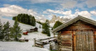 Da li znate... da je na planinama Italije i Švajcarske juče pao sneg (foto: Pixabay)