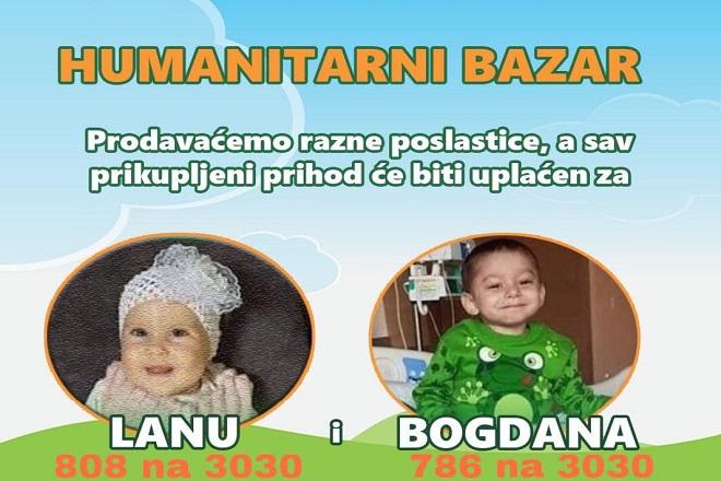 Humanitarni bazar: Dođi, kupi, pomozi