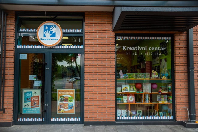 Klub knjižara Kreativni centar na Novom Beogradu