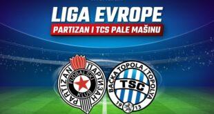 Kvalifikacije za Ligu Evrope - Pokupi bonus 500 RSD i kladi se na Partizan i TSC