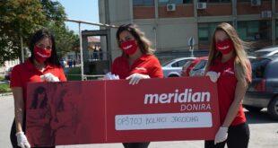 Meridianova humanost za zdravstvo cele Srbije: Velika donacija za Opštu bolnicu u Jagodini