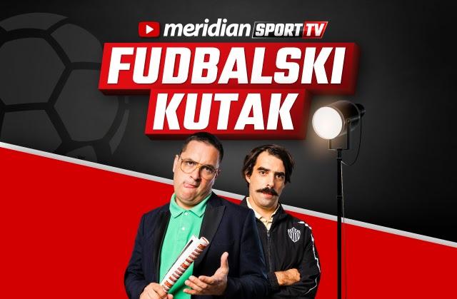 Meridian sport: Fudbalski kutak