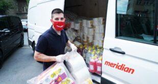Kompanija Meridian uručila značajnu donaciju banji Selters