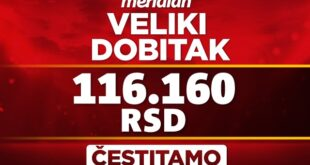 Meridianbet: Hiljadu evra čeka onog ko veruje u PSŽ - pogledajte kako