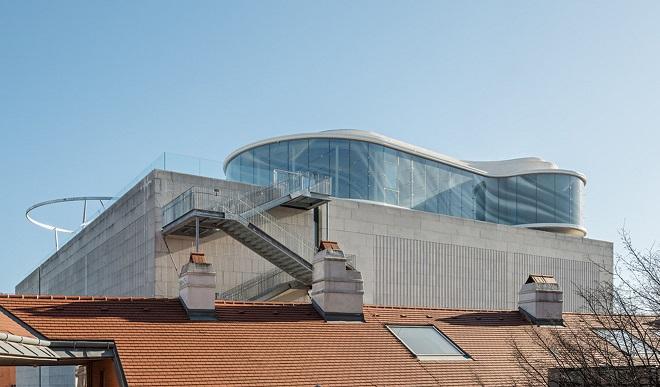 Novi prostor za umetnost i kulturu u Beču - MQ Libelle (foto: © Hertha Hurnaus)