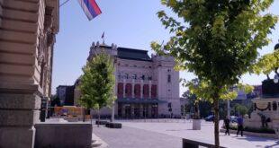 Narodno pozorište: Ponovo zajedno... povodom početka sezone (foto: Nemanja Nikolić)