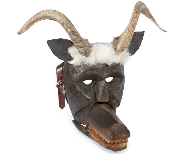 Nova izložba Etnografskog muzeja: Pokladna maska