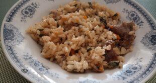 Recepti: pirinač sa ribićem (foto: Nenad Mandić)