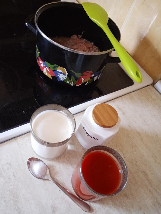 Recepti: špageti sa mlevenim mesom (foto: N. Mandić)