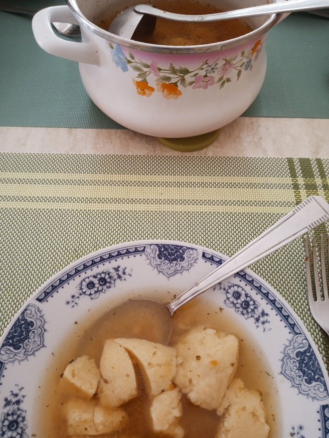 Recepti: Supa sa knedlama (foto: Nenad Mandić)
