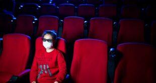 Sedam dana u Beogradu, 27. 8. - 2. 9. 2020; Povratak u bioskope (foto: Mark Agnor / Shutterstock)
