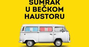 Domaći film koji otvara bioskope u Srbiji: Sumrak u bečkom haustoru (detalj sa plakata)
