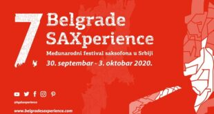 Belgrade SAXperience 2020: Sedmi međunarodni festival saksofona
