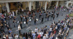 Beogradska filharmonija: Muzika svuda! (foto: Marko Đoković / BGF)