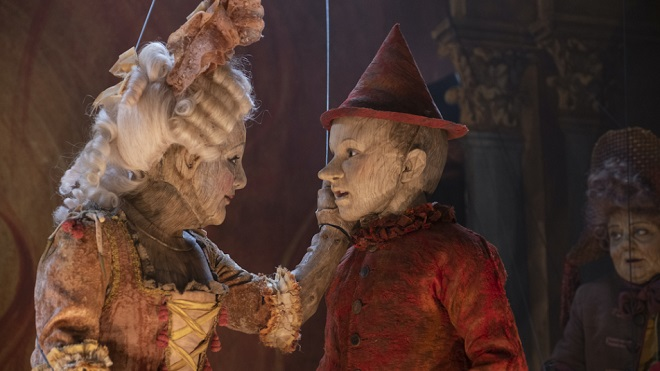 Bioskopski repertoari: Pinokio