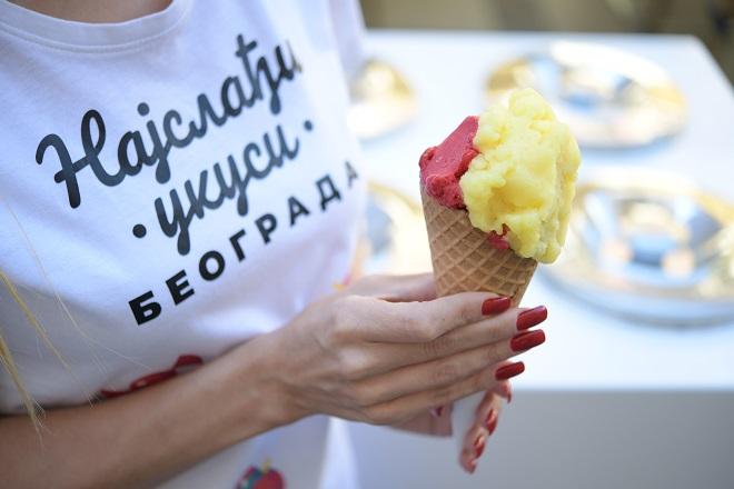 Festival Najslađi ukusi Beograda na Trgu republike