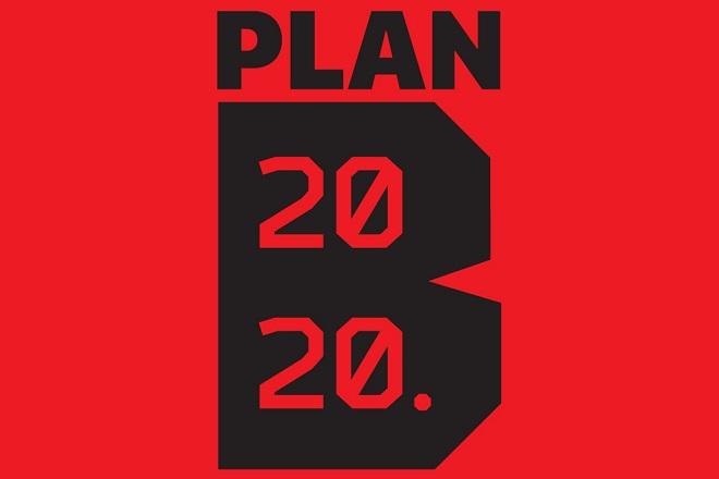 Plan B - 5. Festival subverzivnog filma u Domu omladine Beograda (detalj sa plakata)