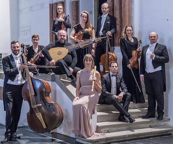 Festival rane muzike: New Trinity Baroque